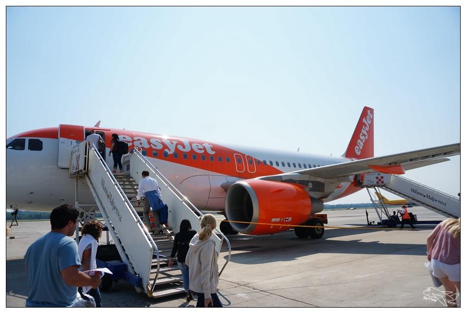 歐洲廉航|easyjet搭乘記錄。米蘭到布拉格跨國航班。台灣護照建議攜帶歐盟免簽宣言~