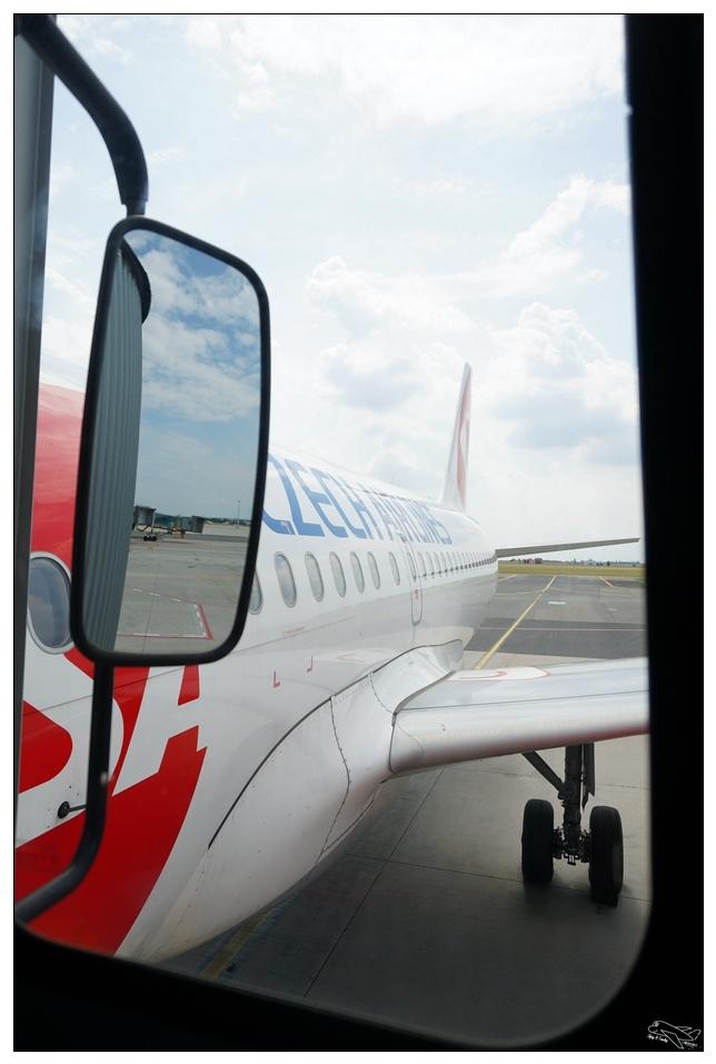 捷克航空|捷克布拉格到瑞典斯德哥爾摩飛行紀錄~東歐到北歐不難噢~