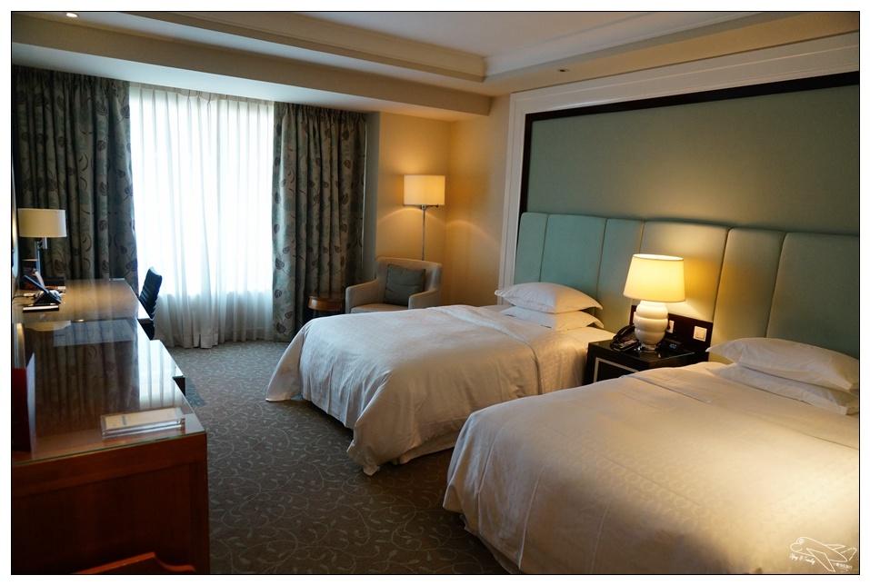 (澳門住宿推薦)金沙城中心喜來登大飯店|地點好、房價低、氹仔島正中心~世界最大、CP值最高的喜來登