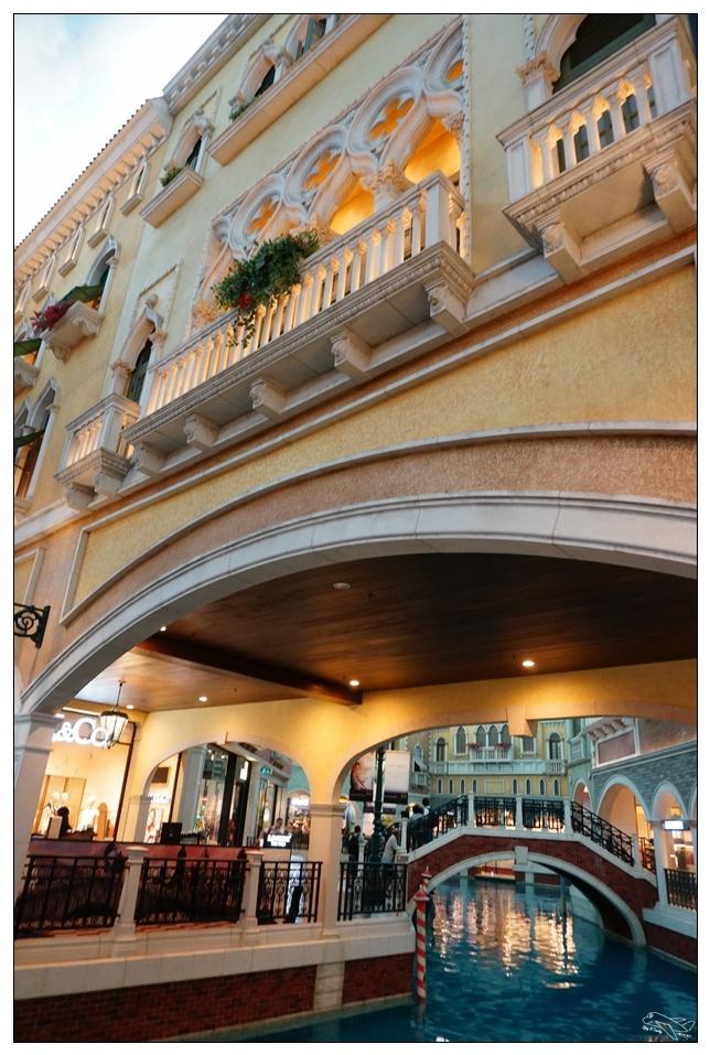 澳門自助|世界豪華的購物中心繁盛街美食廣場~威尼斯人大運河購物中心~