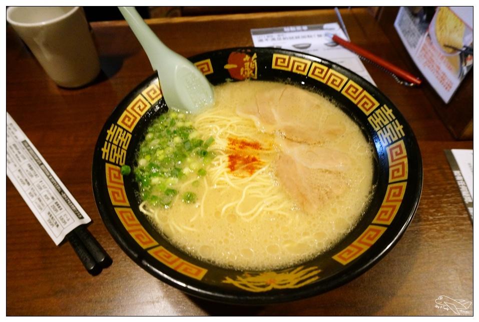 九州熊本自助|一蘭拉麵・熊本下通店,九州美食多~一蘭當地人也吃噢~
