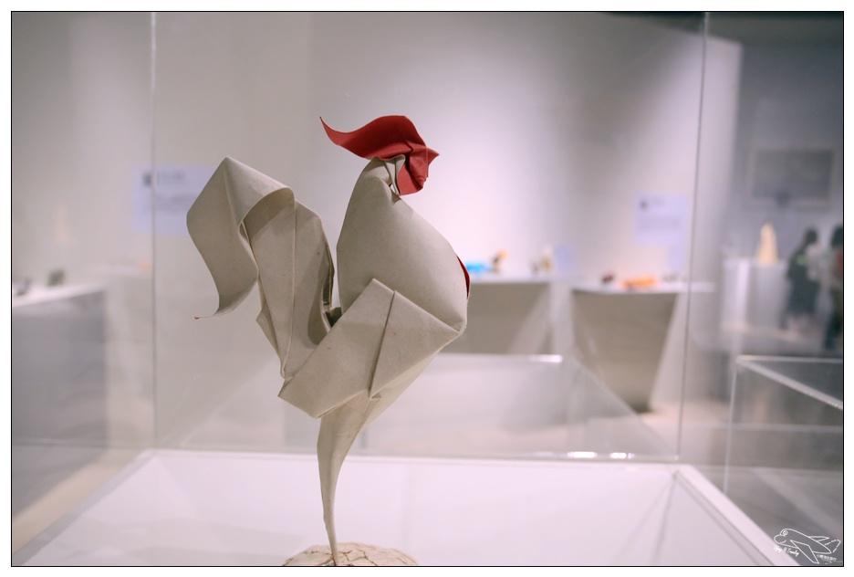 台南・奇美博物館|摺紙展覽・紙上奇蹟~一秒讓你感受到歐洲風味的博物館~ @走走停停,小燈泡在旅行