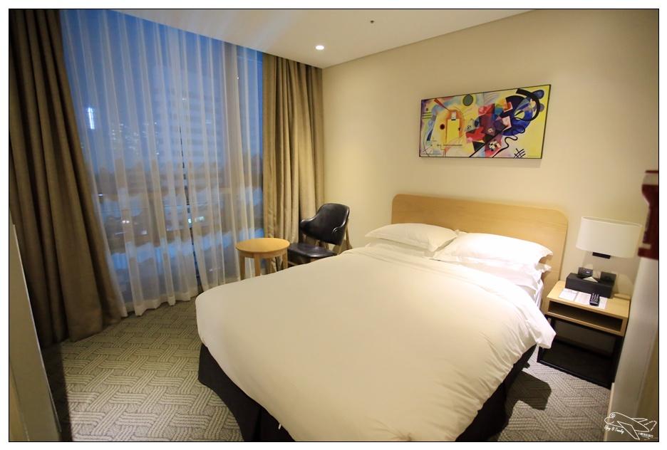 海雲台住宿推薦|海雲台最佳西方飯店Best Western Haeundae~正對傳統市場街區的高評分舒服方便乾淨住宿~