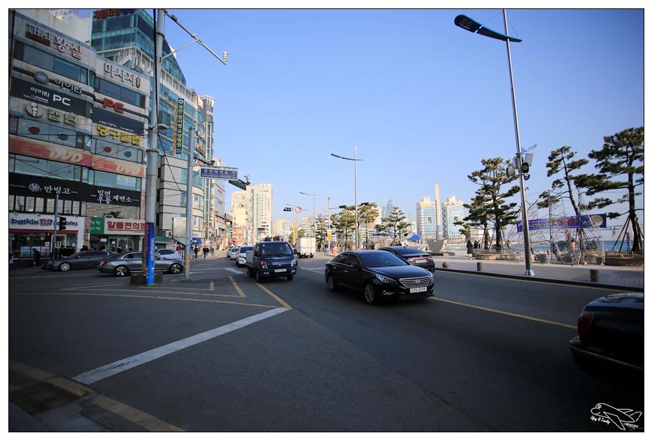 釜山自由行|廣安里海水浴場,絕美市區美好沙灘、簡單、放鬆、度假感超高~地鐵2號線直達~