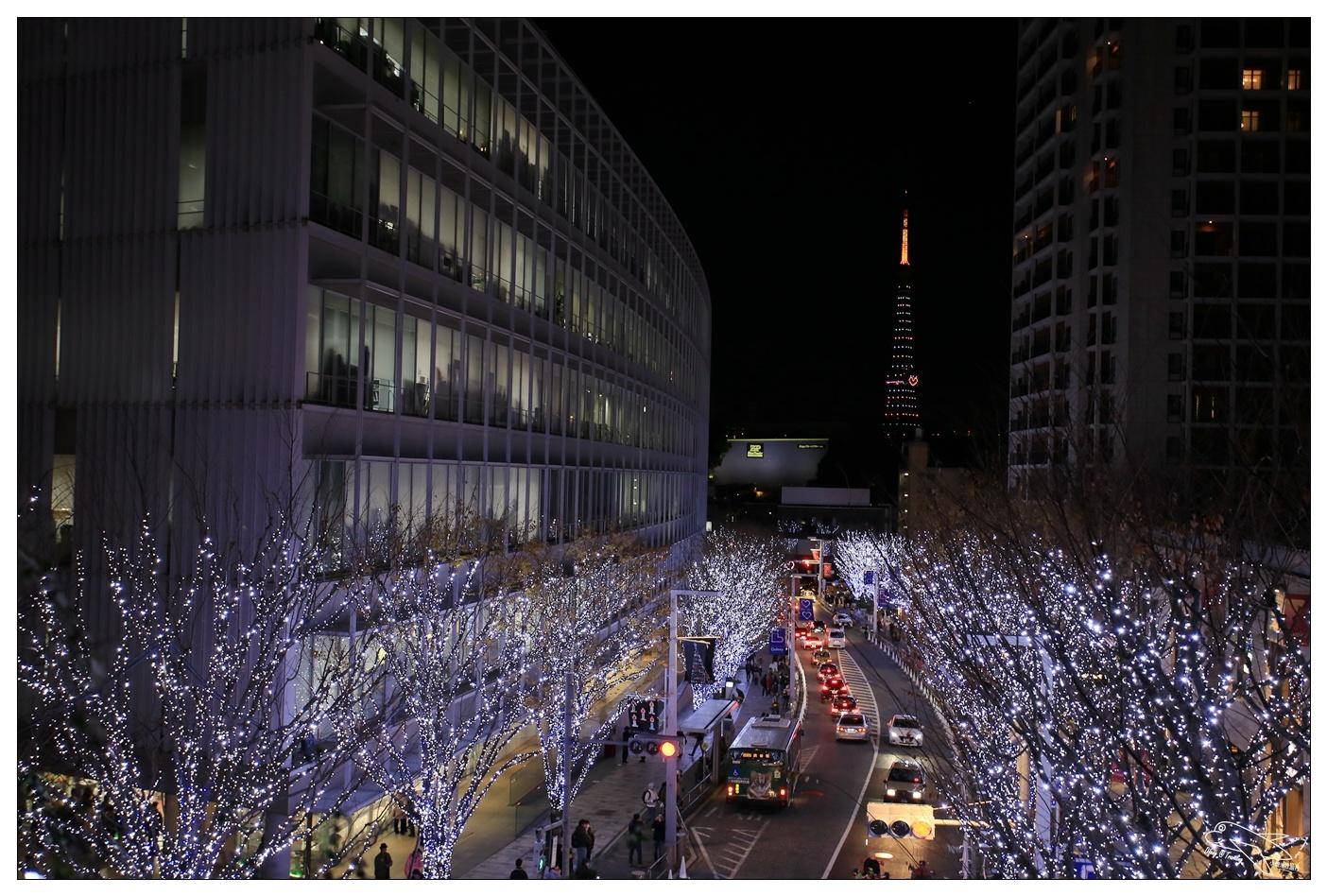 東京耶誕景點 六本木hills聖誕點燈經典場景、溫馨聖誕市集~Roppongi Hills Artelligent Christmas 2016