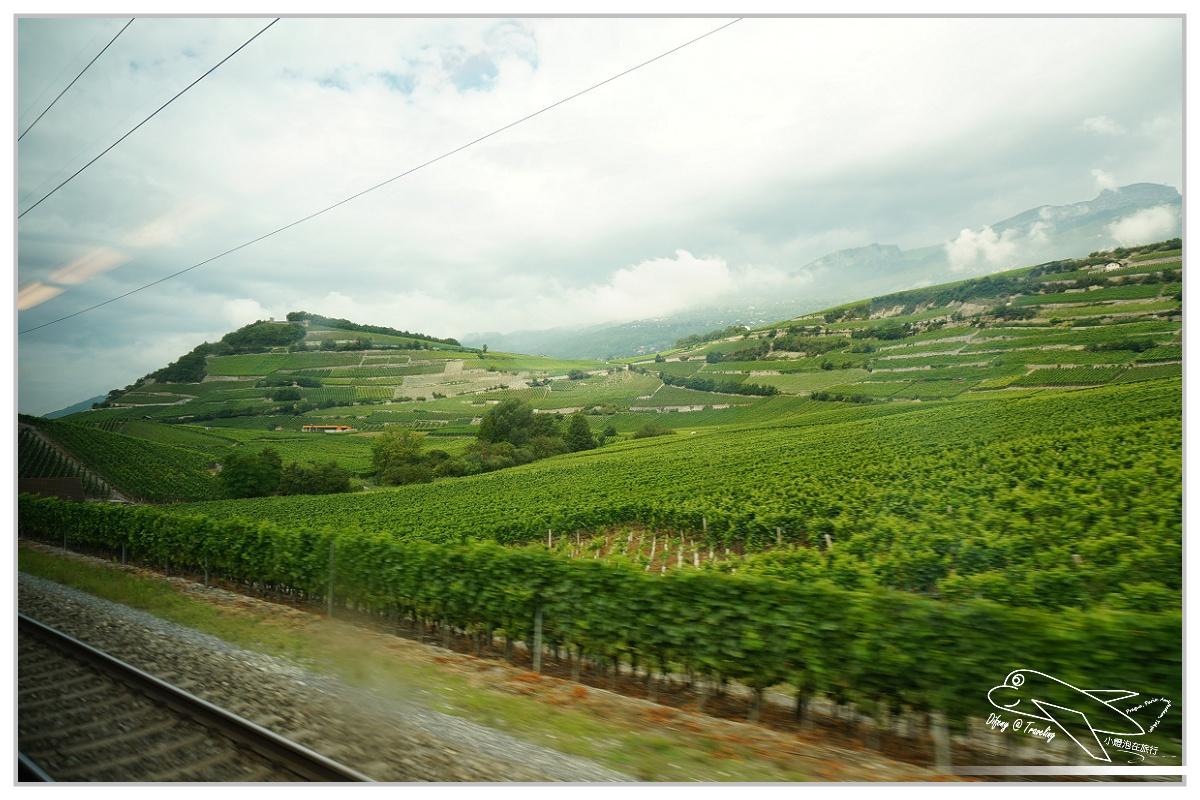 旅思|深植在旅行中的力量,那個在瑞士陪我坐一段火車的天使奶奶~