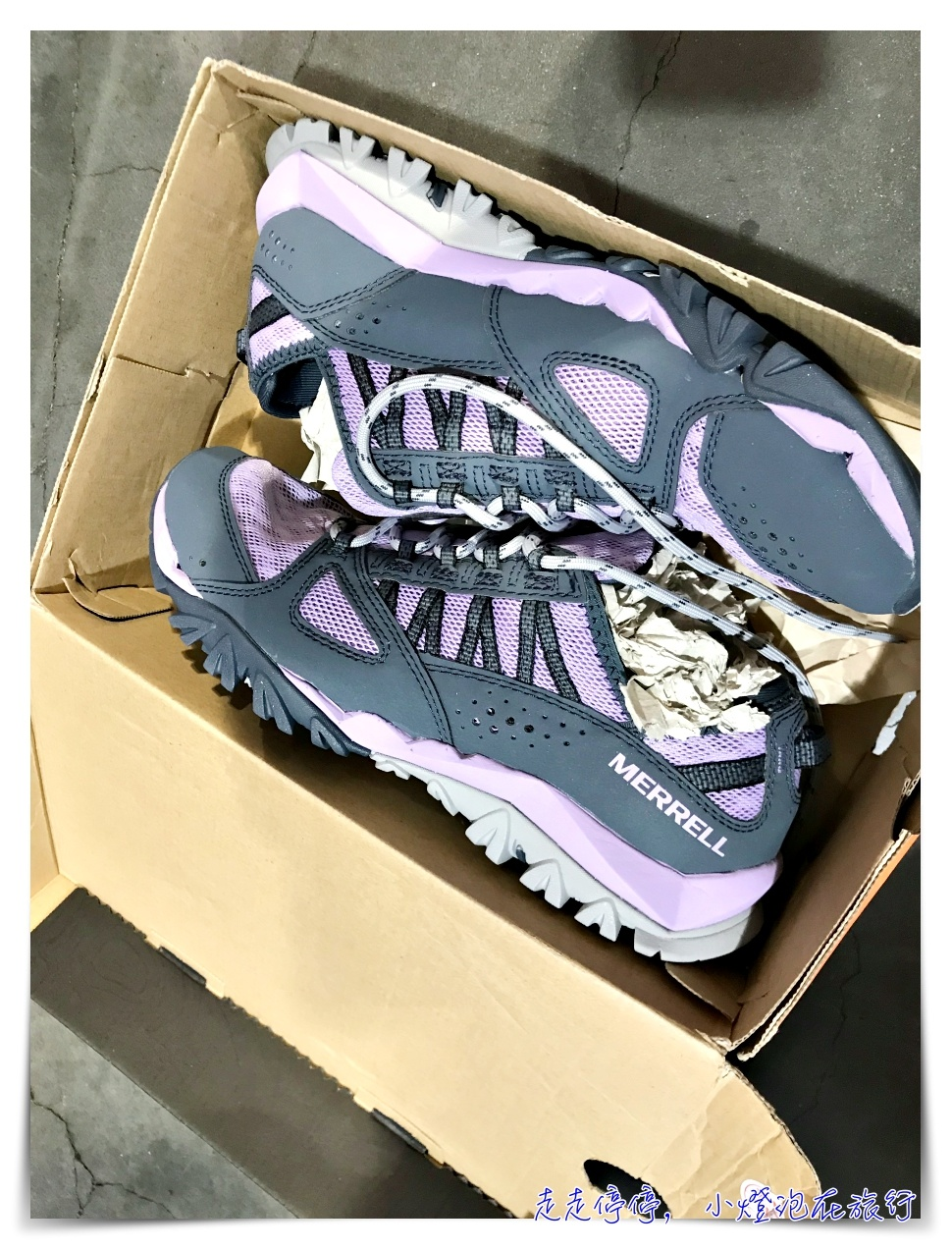 MERRELL水陸兩用鞋|多功能好穿旅行鞋推薦。 WATERPRO Malpo 水陸兩棲,costco特價採買紀錄~