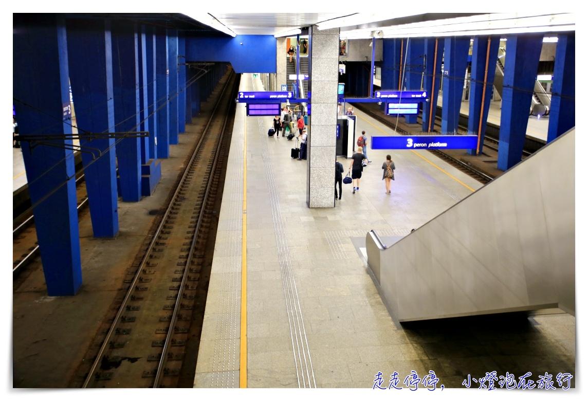 波蘭交通|波蘭火車國鐵PKP訂票教學步驟step by step,華沙(warsaw)到克拉科夫(Kraków)訂票攻略~