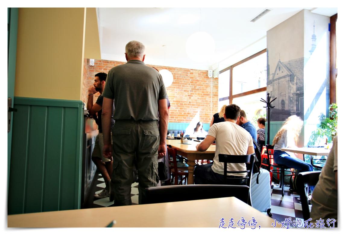 克拉科夫牛奶吧|Milkbar Tomasza用餐經驗超有趣,波蘭共產食堂體驗