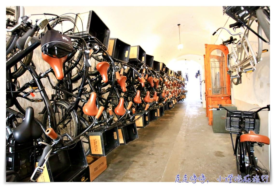 波蘭克拉科夫腳踏車租借 KRK BIKE RENTAL,老城廣場旁租借,走一趟不同方式的旅行速度~