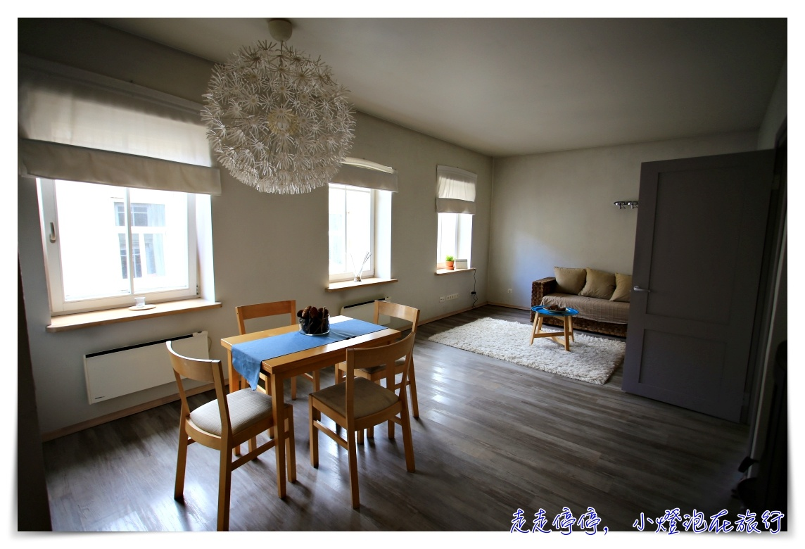 立陶宛维尔纽斯Airbnb|老城区、体验当地民情的超大公寓~