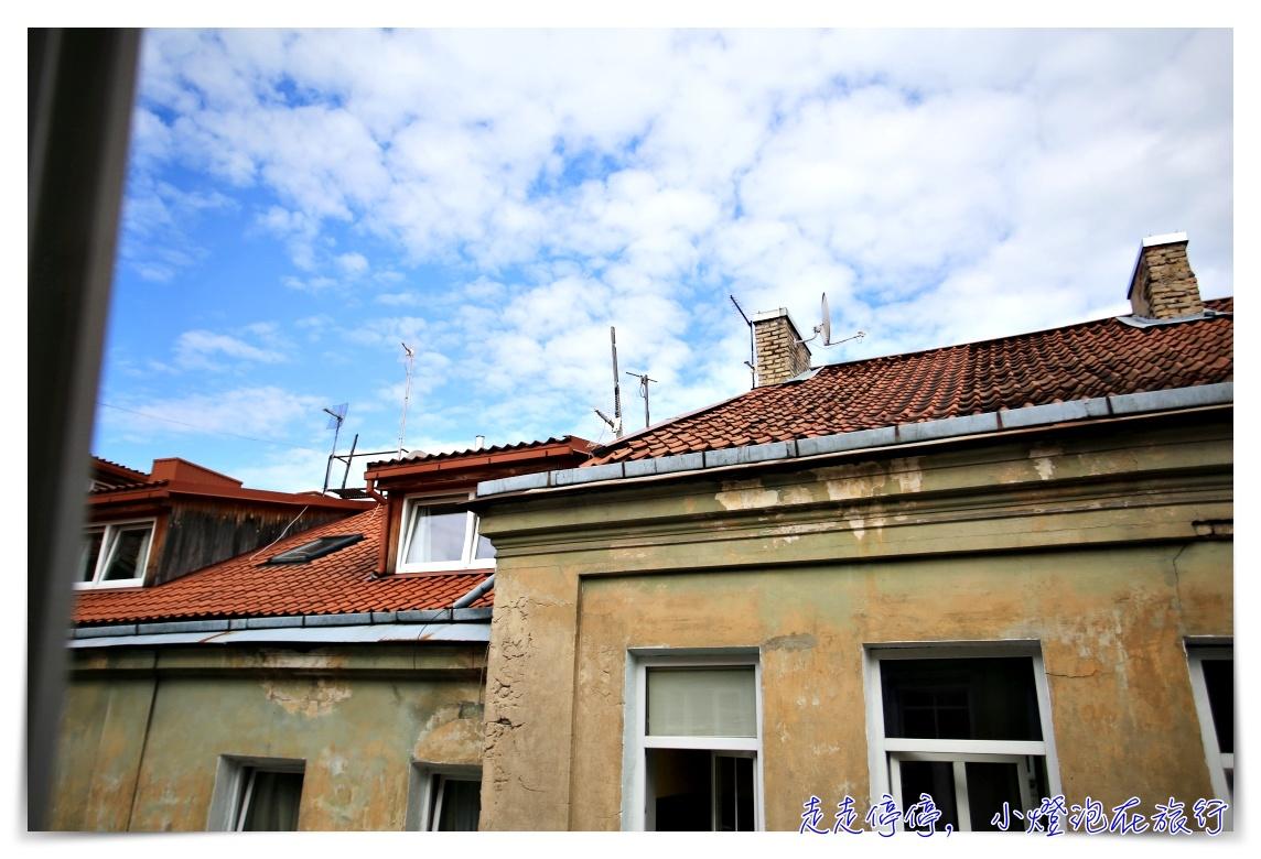 立陶宛維爾紐斯Airbnb|老城區、體驗當地民情的超大公寓~