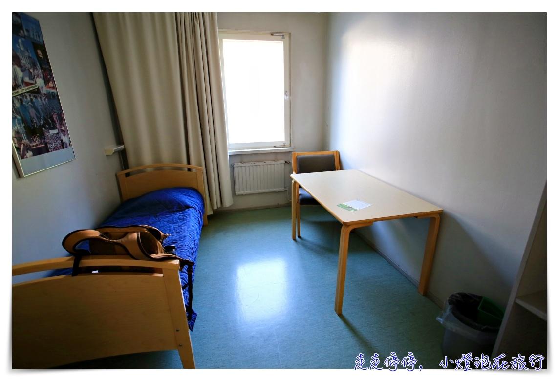 芬蘭自由行|赫爾辛基歐洲青年旅館 Eurohostel – Helsinki,簡單、方便、划算~距離維京viking郵輪碼頭最近住宿~