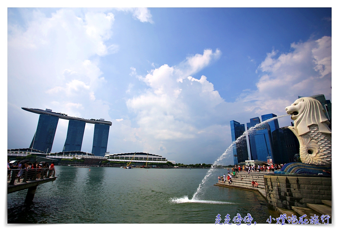 新加坡景點懶人包推薦|新加坡一日免費散步地圖,就可以玩得盡興喔!看好看滿喔!