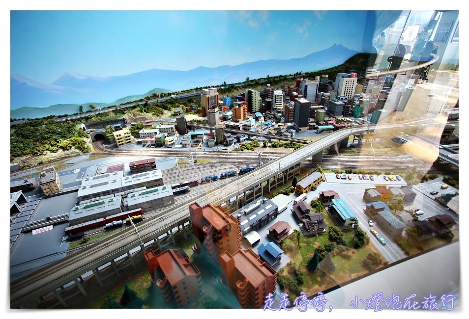 日本東北親子旅行|郡山科學館。郡山市ふれあい科学館 スペースパーク~世界最高地方天文館~24樓景觀超美~