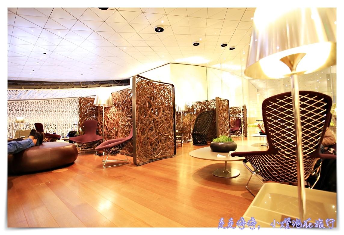 全球第一名商務艙貴賓室體驗|卡達Al Mourjan Business Lounge,杜哈機場超值豪華轉機,可吃飽、可洗澡、可遊戲,唯一經濟艙可加購方式分享~
