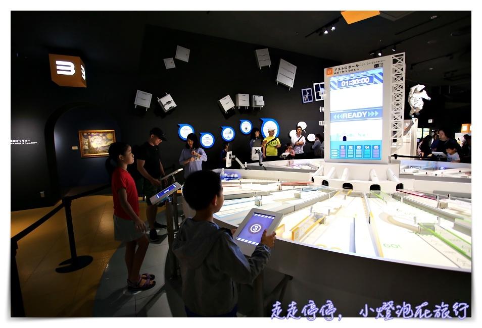 東京宇宙博物館|雨天備案、太空迷、親子自助超推薦TeNQ享受外太空震撼互動~東京巨蛋站~
