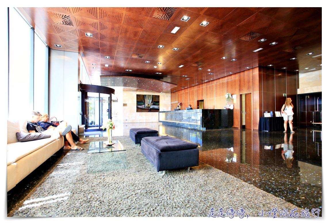 西班牙馬德里機場附近住宿 Maydrit 邁德里特酒店,免費24小時送機、家庭房超有趣~