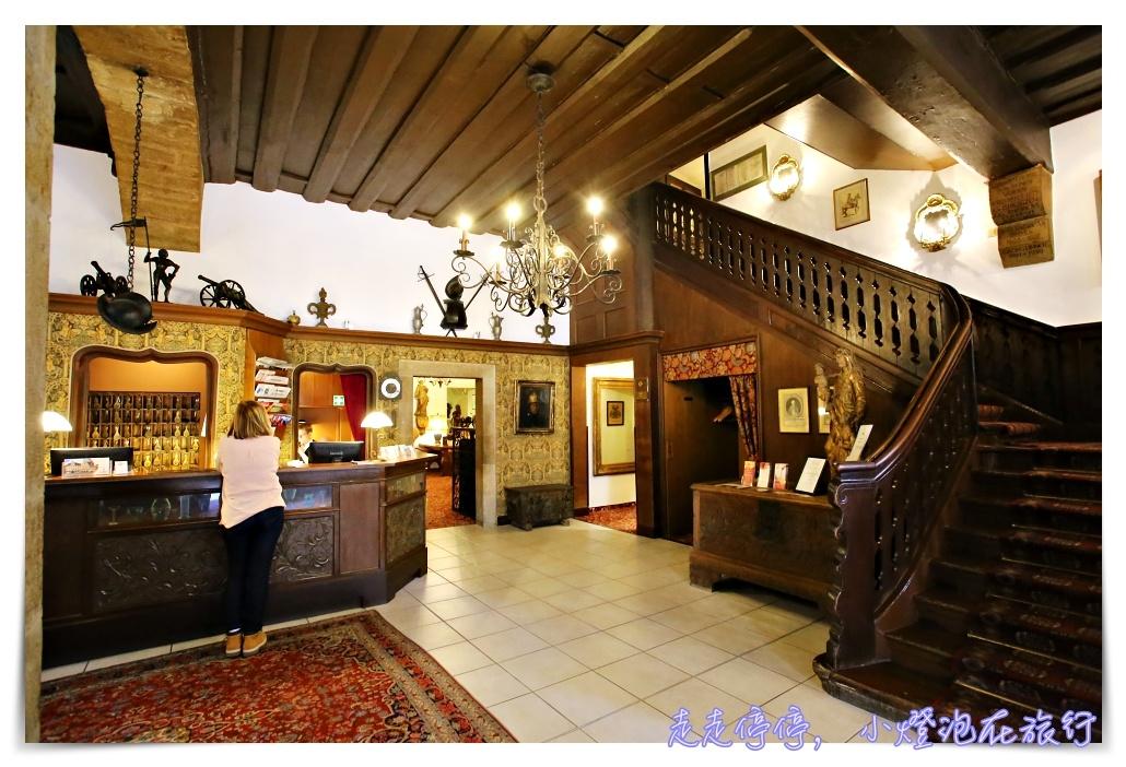 羅騰堡住宿 埃森胡特(Hotel Eisenhut)位置好、價格平實,重現中古世紀居住氛圍好住宿~