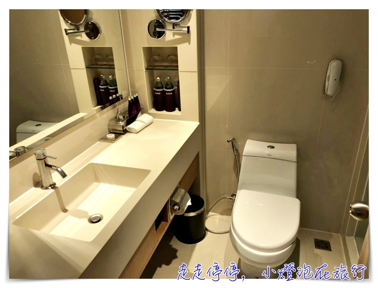 曼谷星級飯店介紹|中庭飯店AVANI Atrium Bangkok ,四星以上飯店看盡曼谷美景、服務好、早餐優~