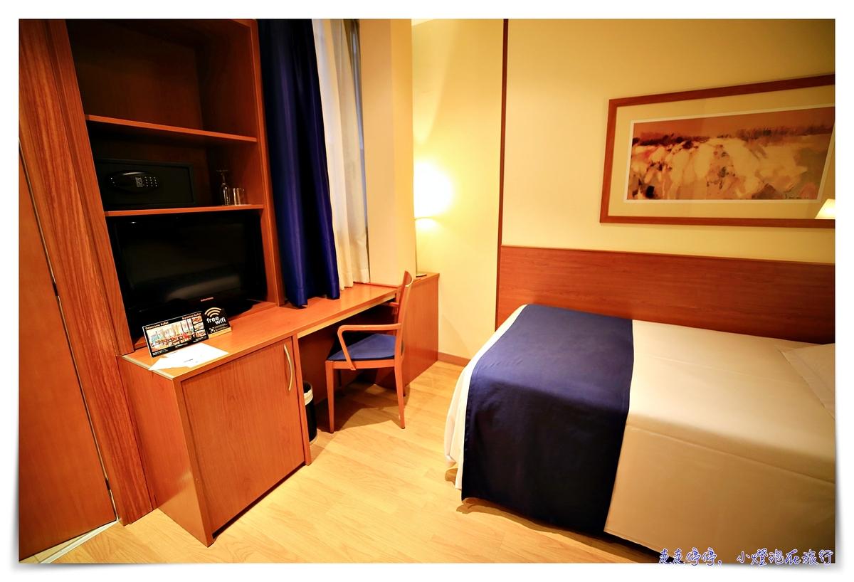 瓦倫西亞單人住宿推薦|sorolla centre hotel,市中心、近車站、超方便~