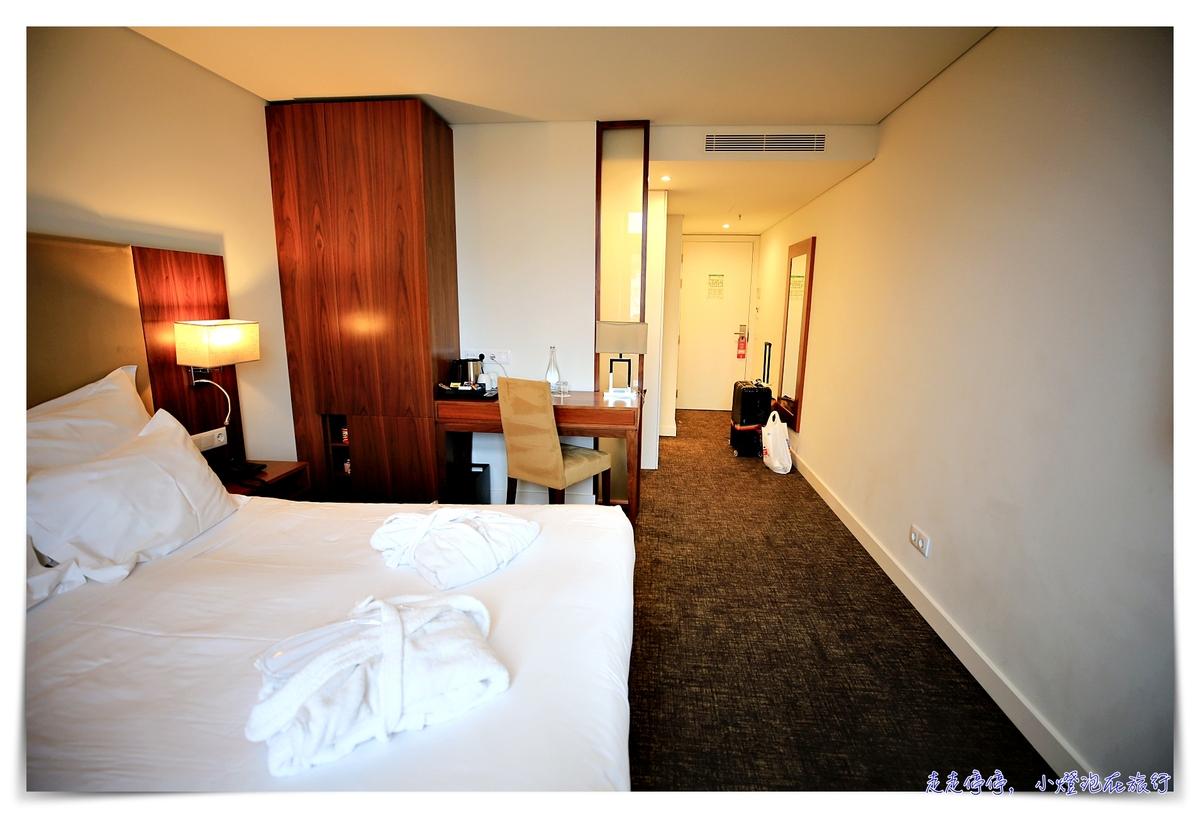 波多住宿推薦|Hotel Premium Porto Downtown,房間大、新穎舒服、四通八達