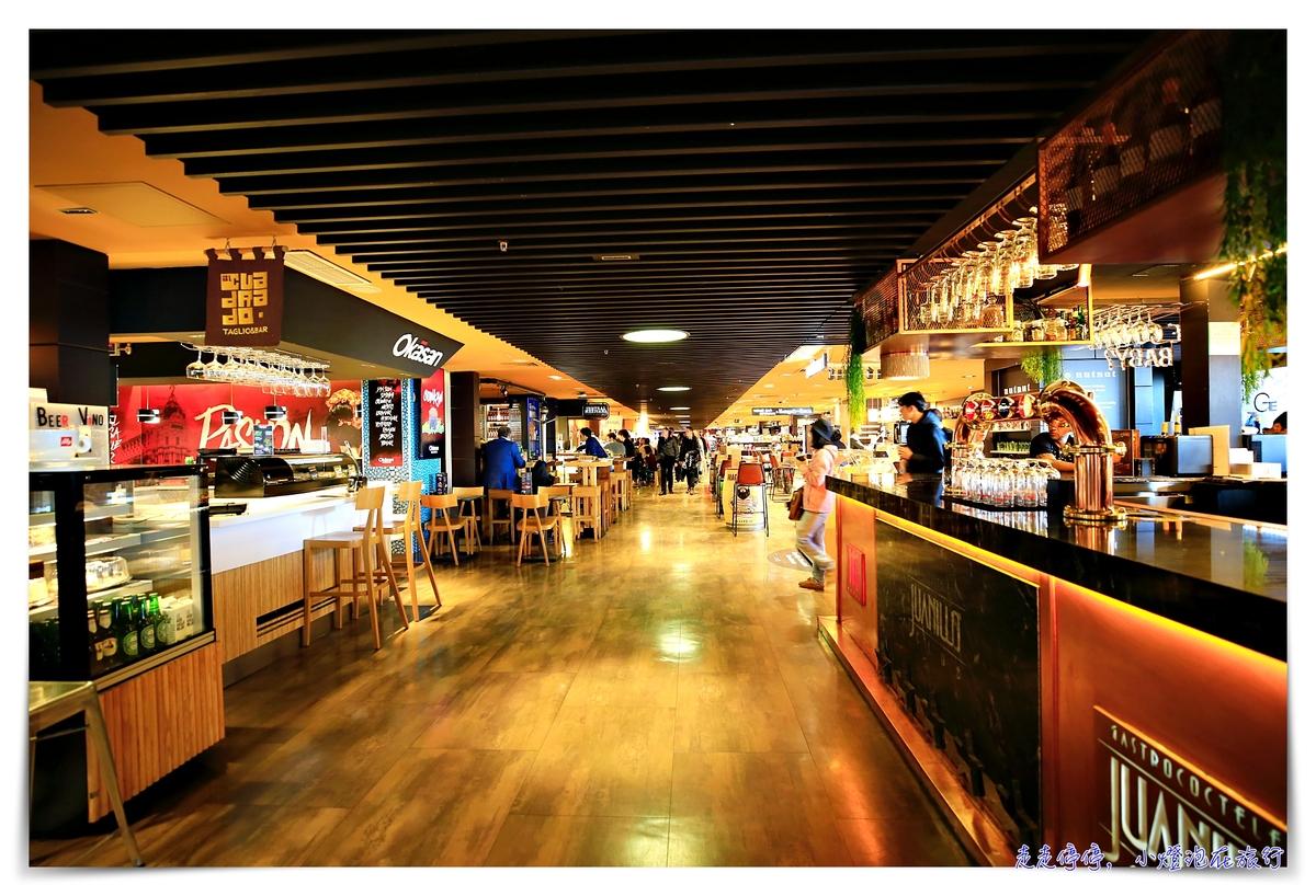 馬德里免費景點|英國宮百貨頂樓美食街俯瞰 El Corte Inglés,Gourmet Experience Gran Vía