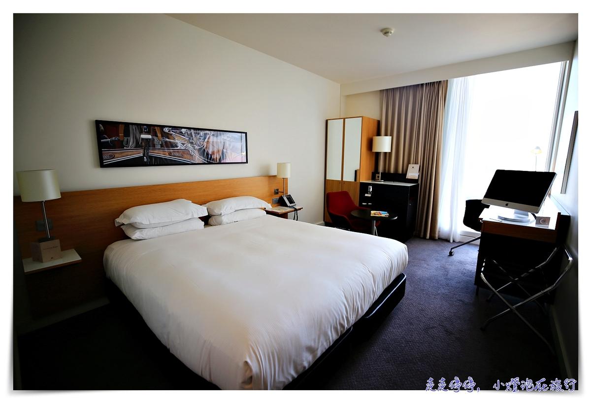 阿姆斯特丹住宿推薦|中央車站希爾頓逸林酒店,DoubleTree by Hilton Amsterdam Centraal Station~位置好、服務佳、早餐棒、view景讚~