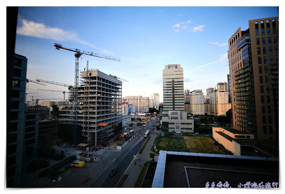 華沙住宿推薦|華沙希爾頓飯店及會議中心 (Hilton Warsaw Hotel and Convention Centre)
